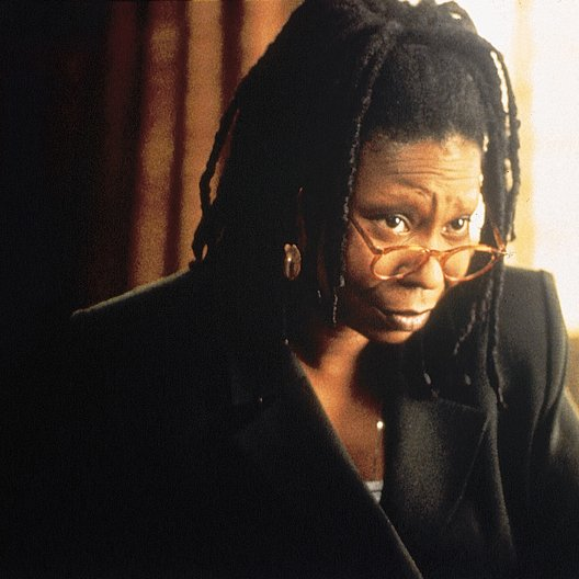 Wer ist Mr. Cutty? / Whoopi Goldberg Poster