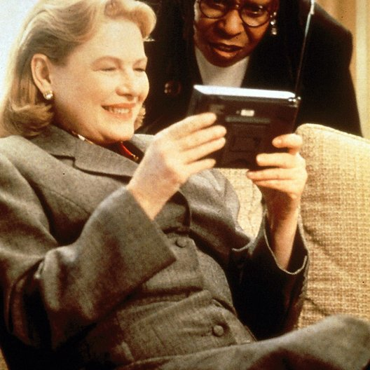 Wer ist Mr. Cutty? / Whoopi Goldberg / Dianne Wiest Poster