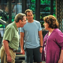 Millers, The / Beau Bridges / Will Arnett / Margo Martindale Poster