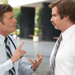 Anchorman - Die Legende von Ron Burgundy, Der / Fred Willard / Will Ferrell Poster