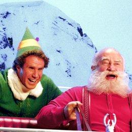 Buddy - Der Weihnachtself / Will Ferrell / Edward Asner Poster