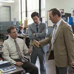 etwas anderen Cops, Die / Mark Wahlberg / Will Ferrell / Michael Keaton Poster