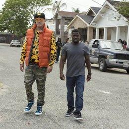 """Knastcoach / Will Ferrell und Kevin Hart in """"Get Hard"""", der als Weltpremiere in Austin läuft Poster"""