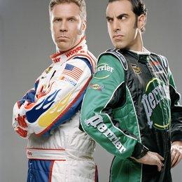 Ricky Bobby - König der Rennfahrer / Will Ferrell / Sascha Baron Cohen Poster