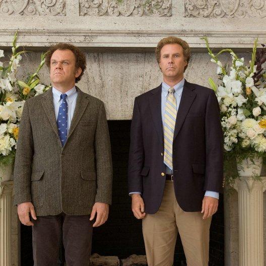 Stiefbrüder, Die / John C. Reilly / Will Ferrell Poster