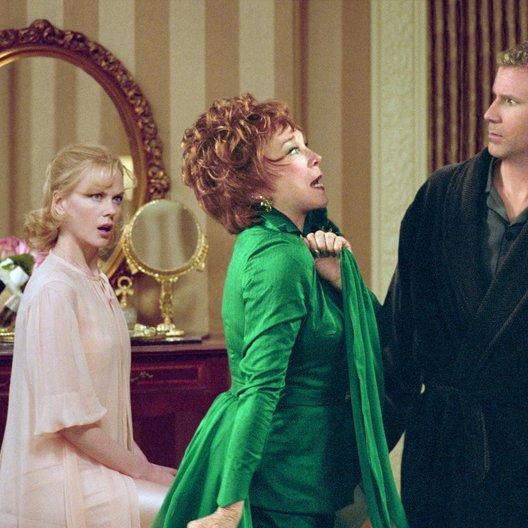 Verliebt in eine Hexe / Nicole Kidman / Shirley MacLaine / Will Ferrell Poster