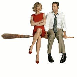Verliebt in eine Hexe / Nicole Kidman / Will Ferrell Poster