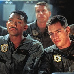 Independence Day / Will Smith / Harry Connick Poster
