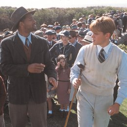 Legende von Bagger Vance, Die / Will Smith / Matt Damon