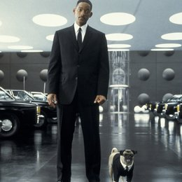 Men in Black 2 / Will Smith / Mops Frank / Men in Black II Collector's Box (Men in Black I + II)