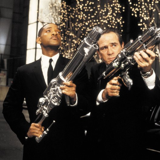 Men in Black 2 / Will Smith / Tommy Lee Jones Poster