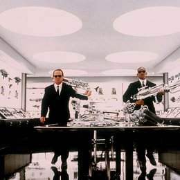 Men In Black 2 / Will Smith / Tommy Lee Jones / Men in Black 1-3