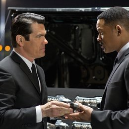Men in Black 3 / Josh Brolin / Will Smith