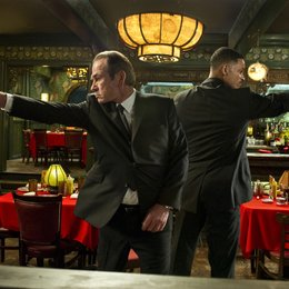 Men in Black 3 / Tommy Lee Jones / Will Smith