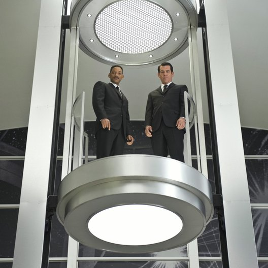 Men in Black 3 / Will Smith / Josh Brolin Poster