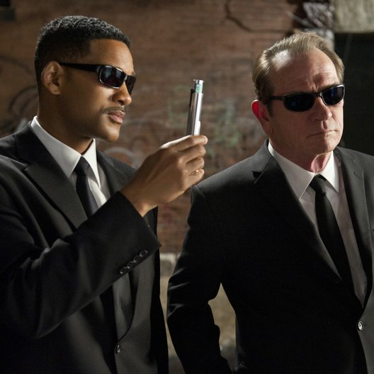 Men in Black 3 / Will Smith / Tommy Lee Jones