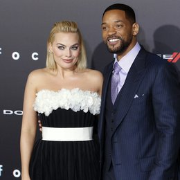 "Robbie, Margot / Smith, Will / Premiere ""Focus"", Hollywood"