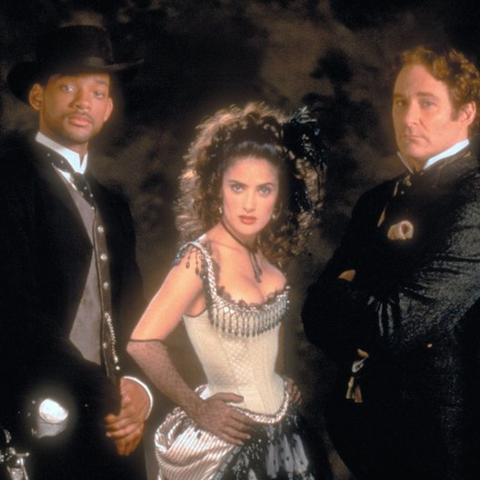 Wild Wild West / Will Smith / Salma Hayek / Kevin Kline