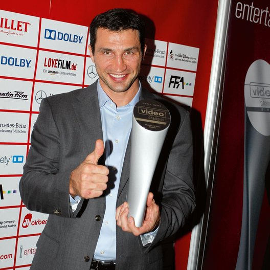 Entertainment Night 2011 / Video Champion / Wladimir Klitschko Poster