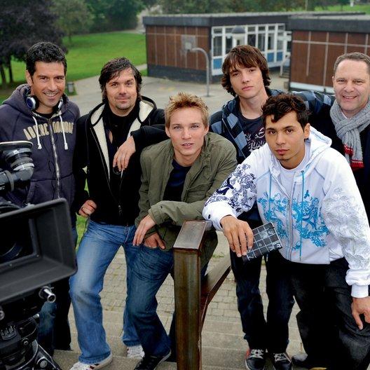 Hangtime (AT) / Set / Wolfgang Groos / Alexander Fischerkoesen / Max Kidd / Ralph Kretschmar / Max Fröhlich / Tom Spieß Poster