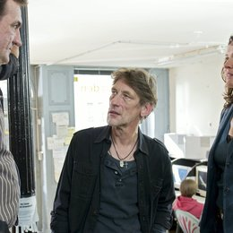 Tatort: Tod einer Lehrerin / Ulrike Folkerts / Andreas Hoppe / Wolfgang Michael Poster