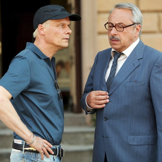 Bankraub für Anfänger (ZDF) / Wolfgang Stumph / Edgar Selge