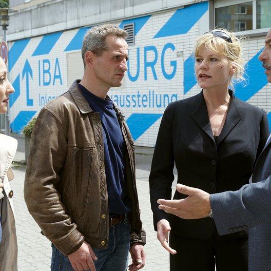 Stubbe - Von Fall zu Fall: Gegen den Strom (ZDF) / Wolfgang Stumph / Katharina Burowa / Tim Wilde / Anne Kasprik