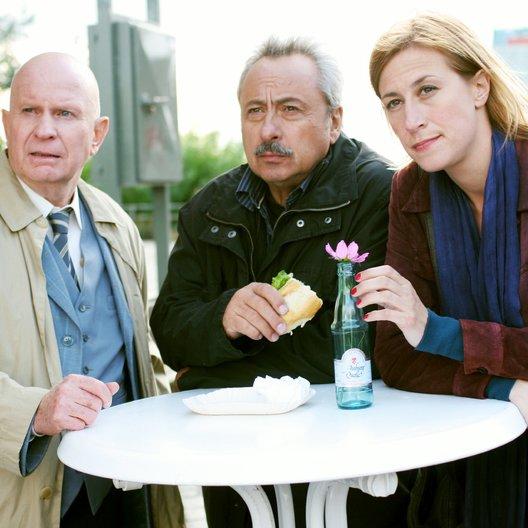 Stubbe - Von Fall zu Fall: In den Nebel (ZDF) / Wolfgang Stumph / Lutz Mackensy / Helene Grass