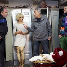 Stubbe - Von Fall zu Fall: Tödliche Bescherung (ZDF) / Wolfgang Stumph / Julia Dietze / Timo Dierkes / Jonathan Müller