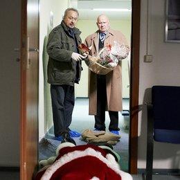 Stubbe - Von Fall zu Fall: Tödliche Bescherung (ZDF) / Wolfgang Stumph / Lutz Mackensy