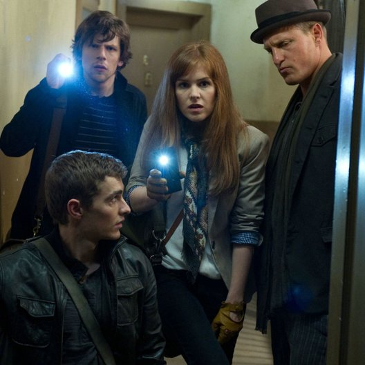 Die Unfassbaren - Now You See Me / Jesse Eisenberg / Dave Franco / Isla Fisher / Woody Harrelson Poster