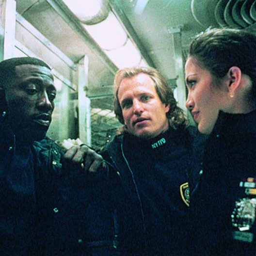 Money Train / Wesley Snipes / Woody Harrelson / Jennifer Lopez Poster