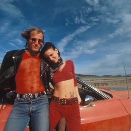 Natural Born Killers / Woody Harrelson / Juliette Lewis Poster