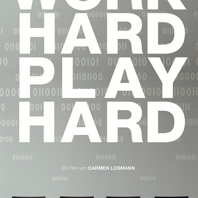 Work Hard, Play Hard / Work Hard - Play Hard Poster