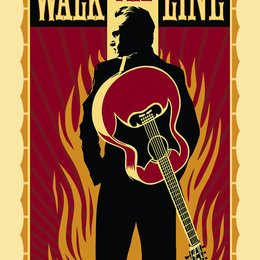 Walk the Line / Plakat Poster