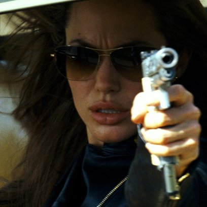 Wanted / Angelina Jolie Poster