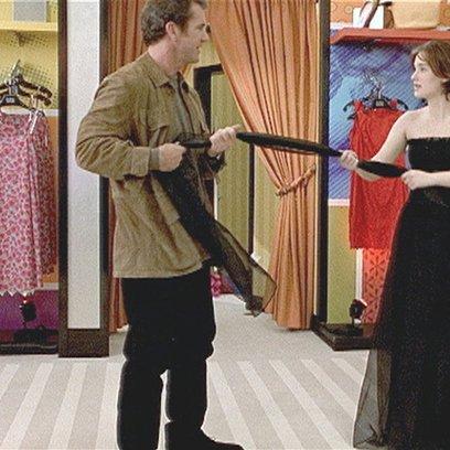 Was Frauen wollen / Mel Gibson / Ashley Johnson Poster