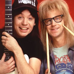 Wayne's World / Mike Myers Poster