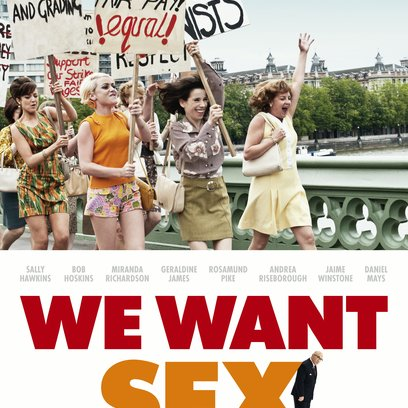 We Want Sex Poster