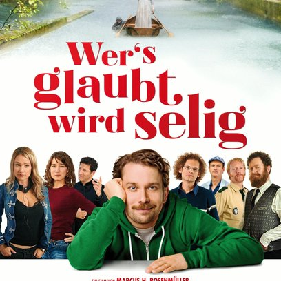 Wer's glaubt wird selig / Wer's glaubt, wird selig Poster