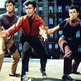 West Side Story / George Chakiris Poster