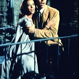 West Side Story / Natalie Wood / Richard Beymer Poster