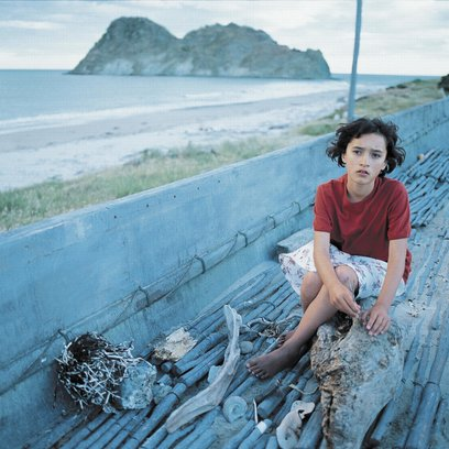 Whale Rider / Keisha Castle-Hughes Poster