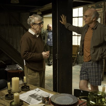 Whatever Works / Woody Allen / Larry David / Set Poster