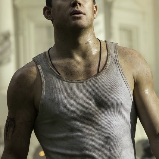 White House Down / Channing Tatum Poster