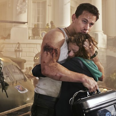 White House Down / Channing Tatum / Joey King Poster