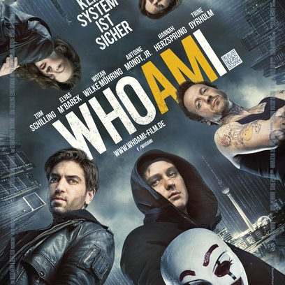 Who Am I - Kein System ist sicher / Who Am I Poster