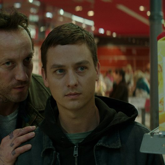 Who Am I - Kein System ist sicher / Who Am I / Wotan Wilke Möhring / Tom Schilling Poster