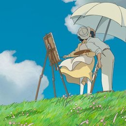 Wie der Wind sich hebt / Wind Rises, The / Kaze tachinu Poster