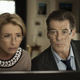 Wie in alten Zeiten / Emma Thompson / Pierce Brosnan Poster